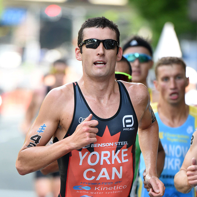 andrew yorke at the road to rio 2016